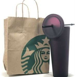 Fall 2019 Starbucks Halloween Iridescent Tumbler